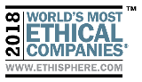 2018 World's Most Ethical