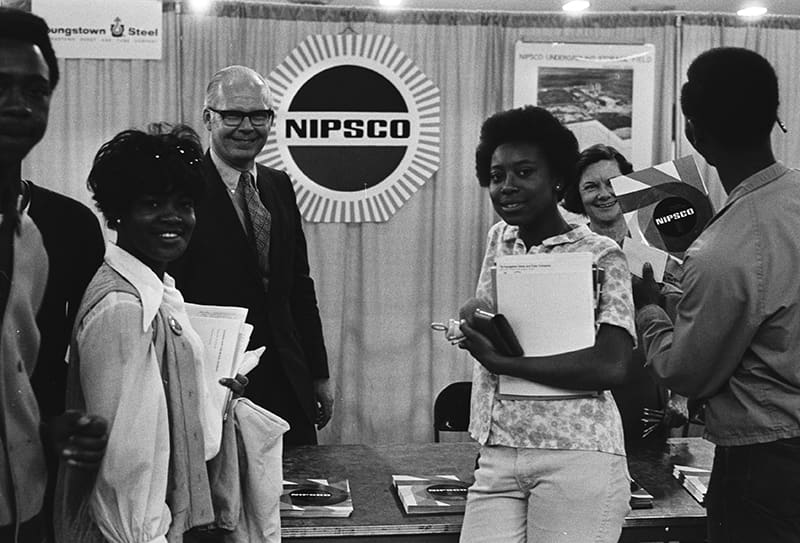 NIPSCO Recruitment Booth2 1