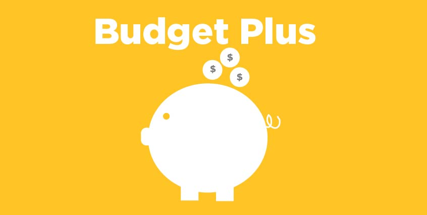 Budget Plus Payment Plan Icon