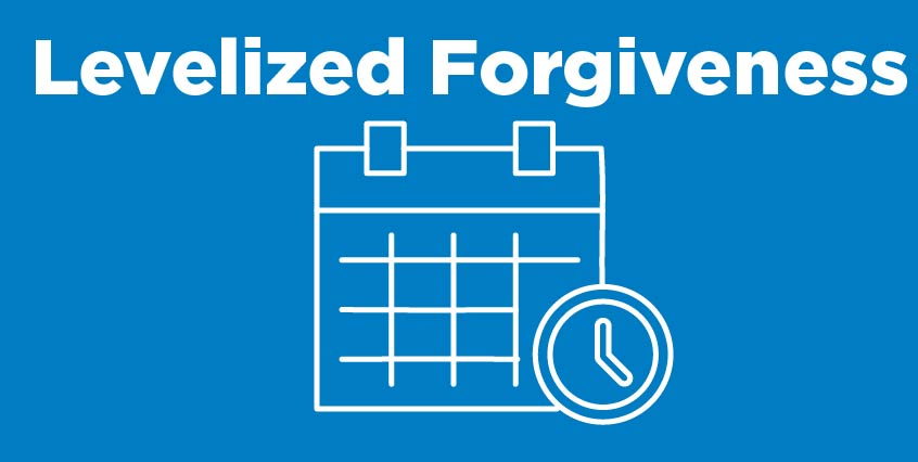 Levelized Forgivness Payment Plan Icon