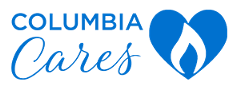 Columbia Cares logo