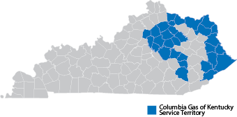 Kentucky Service Territory Map